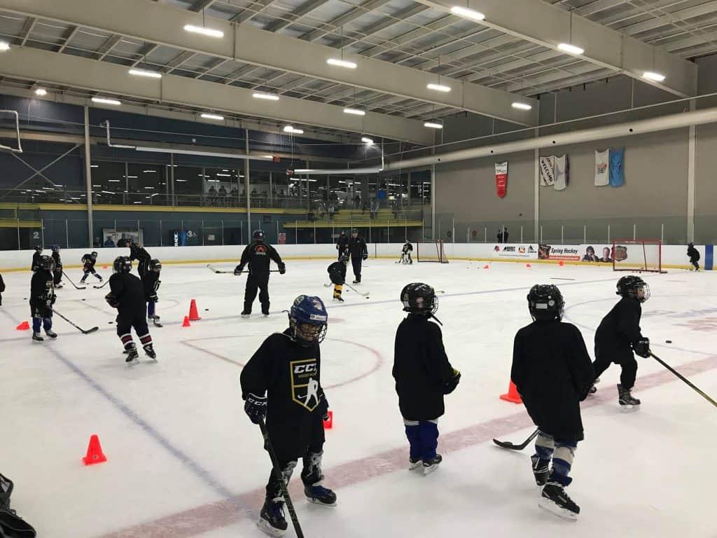 CCM Moncton Hockey