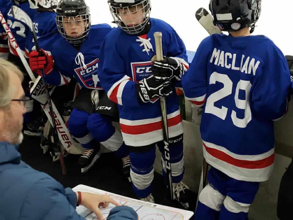 Novice Winter Academy Atlantic Hockey Group