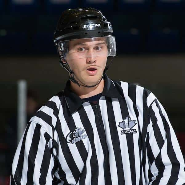 Brandon Bourgeois atlantic hockey group
