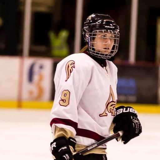 Danielle Bourgeois Atlantic Hockey Group