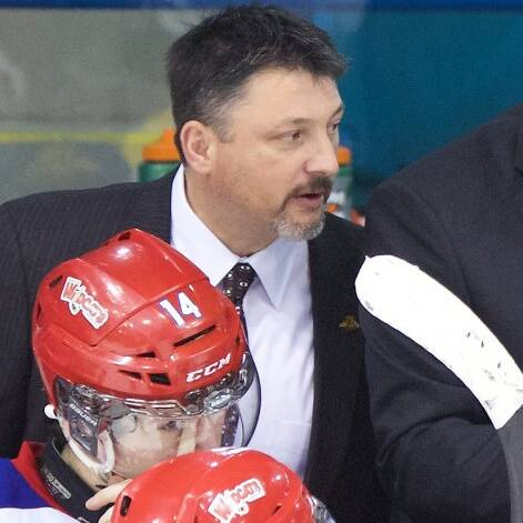 Fabian Joseph atlantic hockey group