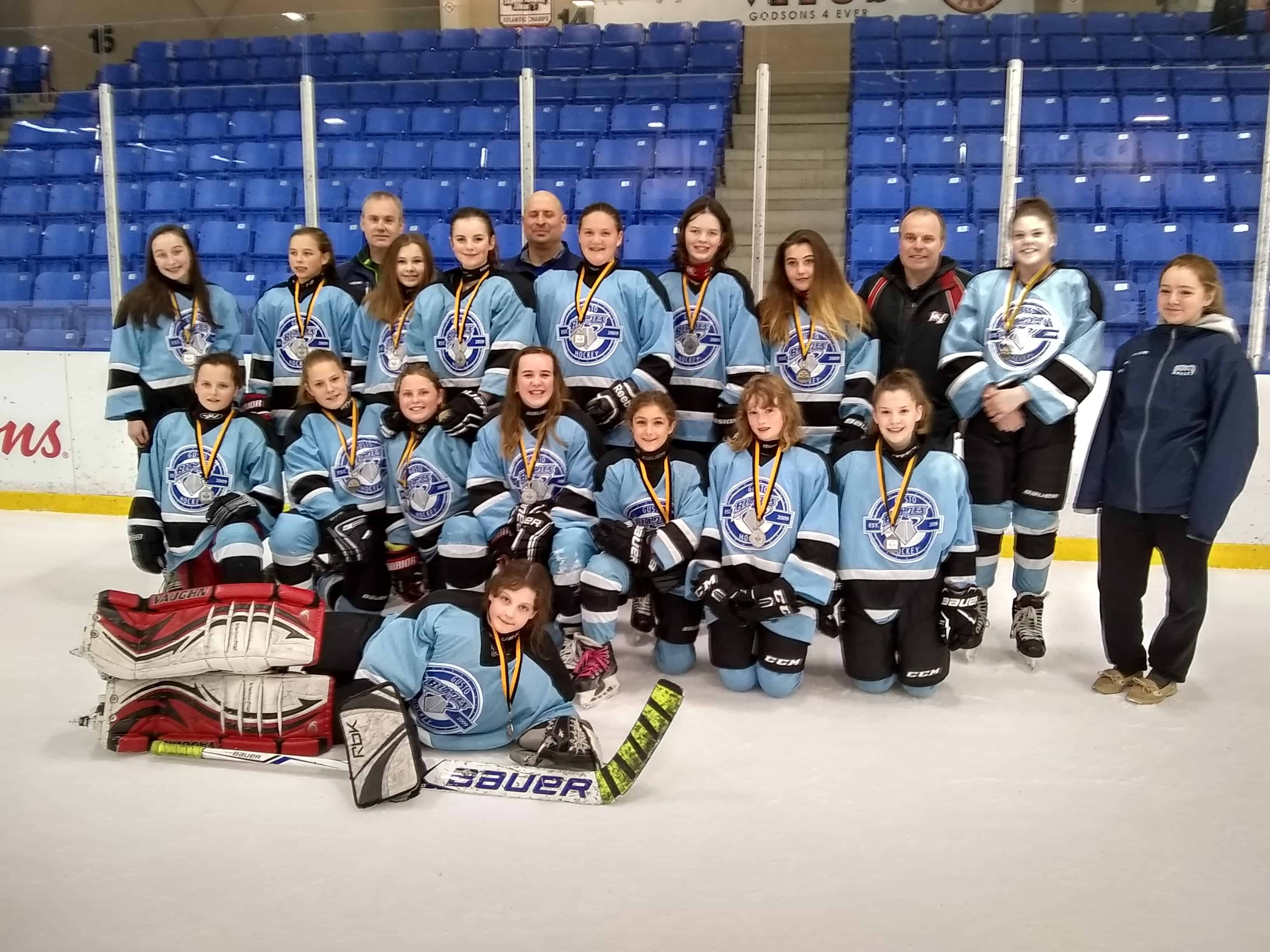Gusto Blades Atlantic Hockey Group