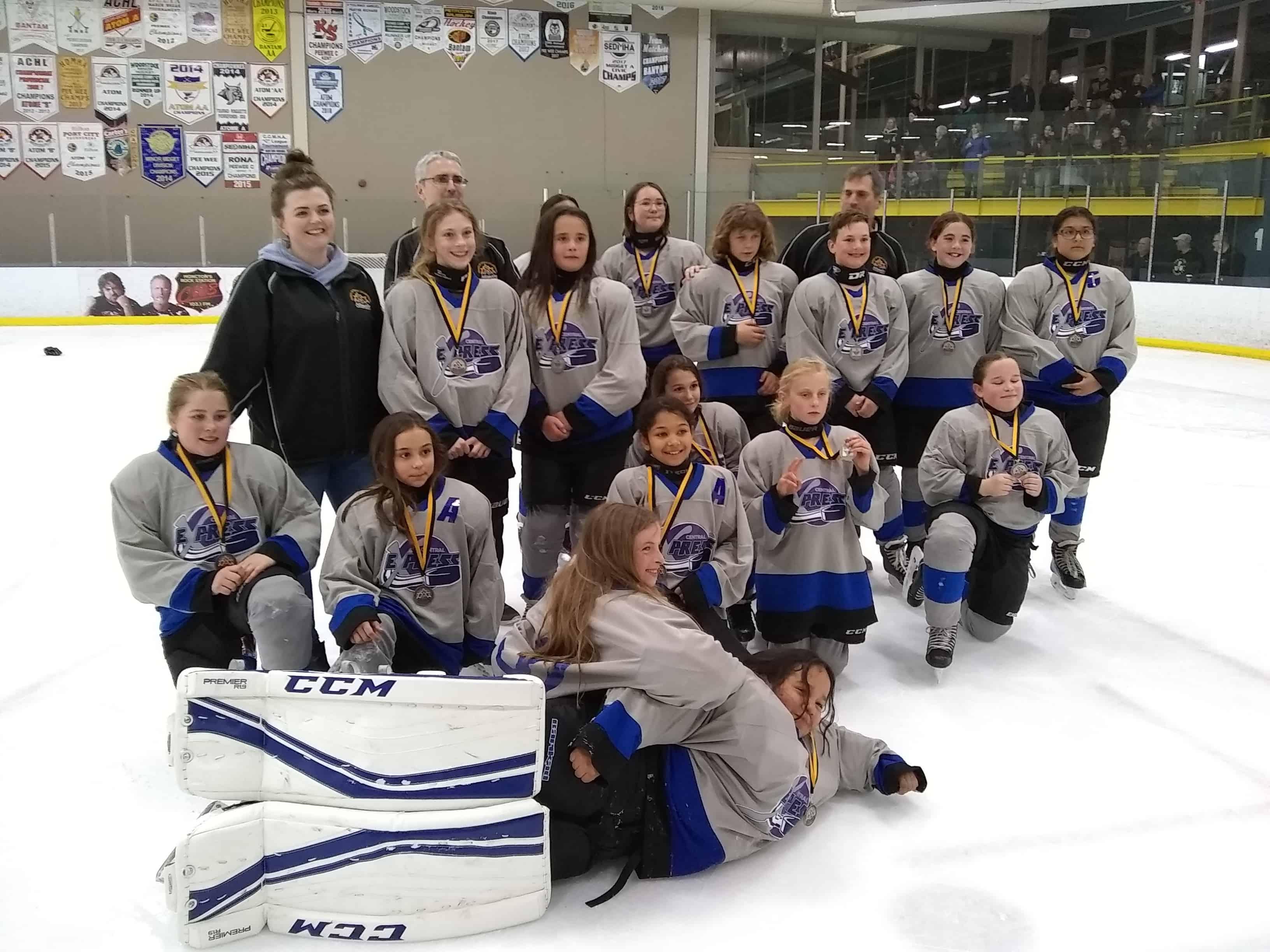 Express Atlantic Hockey Group