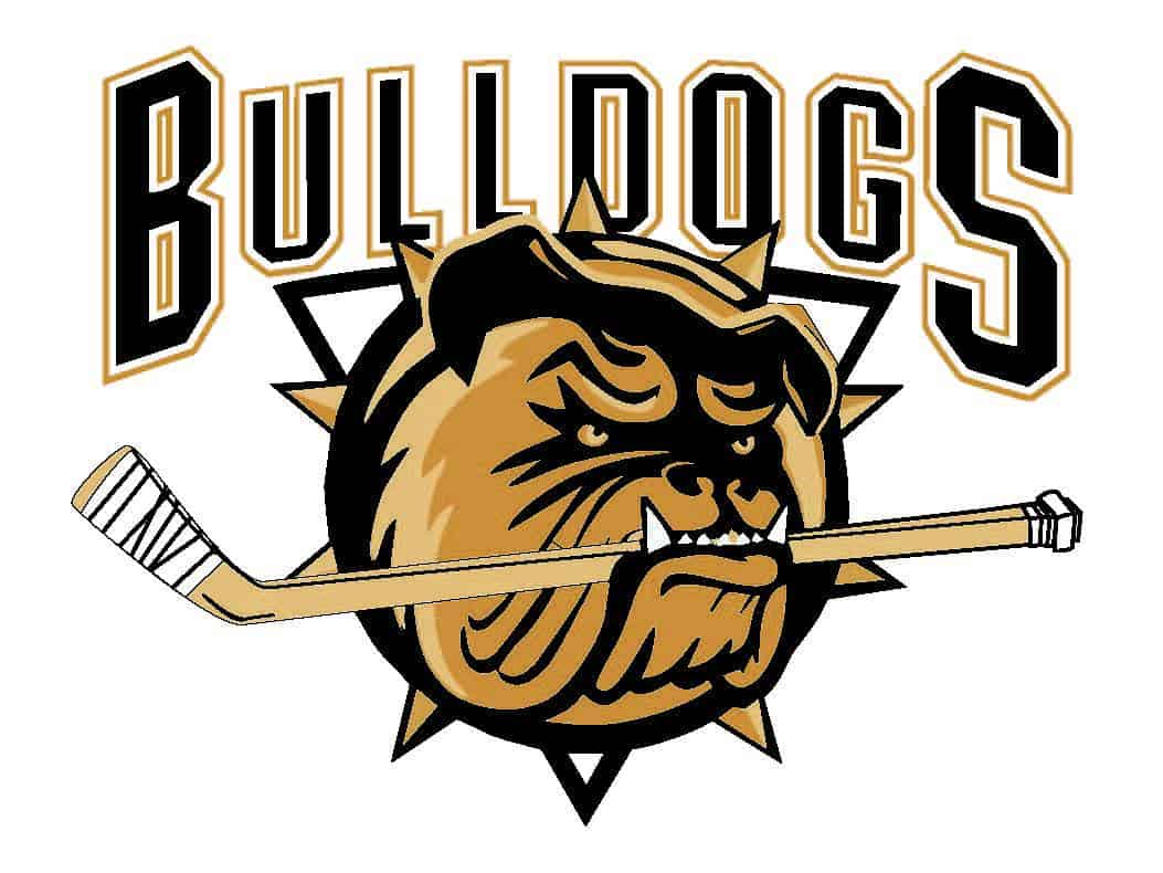 Bulldogs Prospect Series Atlantic Hockey Group